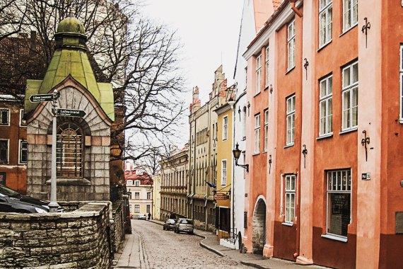 En kommande spa-weekend i Tallinn