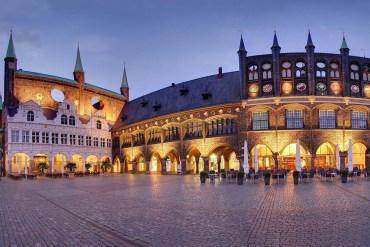 En långweekend i Lübeck & Travemünde