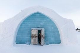 Ishotellet i Jukkasjärvi - en året runt upplevelse