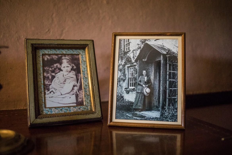 Ett besök till Beatrix Potter's Hilltop och Afternoon tea