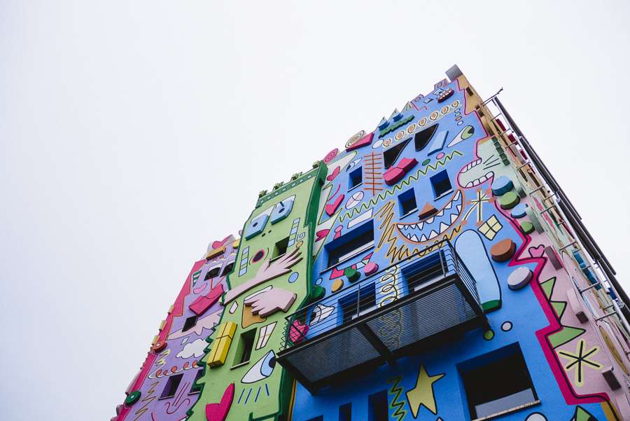 The Happy Rizzi House i Braunschweig.