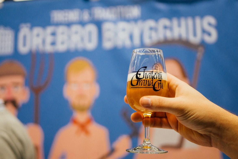 Travel & Taste. Örebro Brygghus.