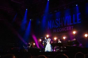 En överraskningsresa till Storbritannien - vi upptäcker Cardiff och ser Nashville in Concert
