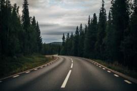 Från Kiruna till Jokkmokk - via Gällivare