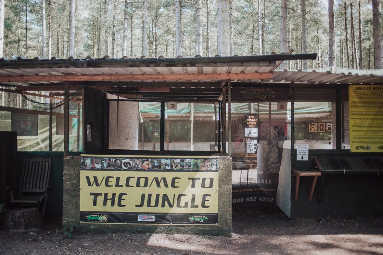 Adrenalin Jungle Activity Centre