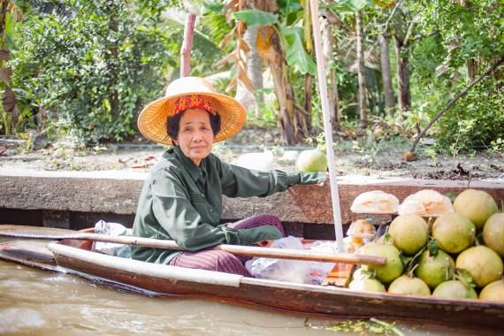 En miniguide till några av Bangkoks marknader
