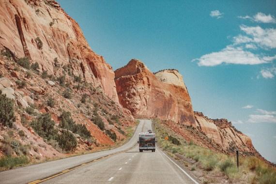 Sommarens roadtrip: med husbil genom USA