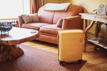 Att resa med endast handbagage