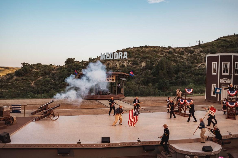 Medora Musical North Dakota
