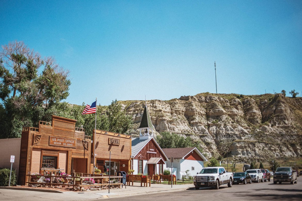 Medora North Dakota