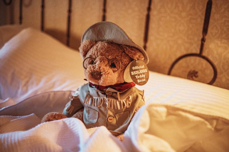 Teddybjörnen Theodore Roosevelt