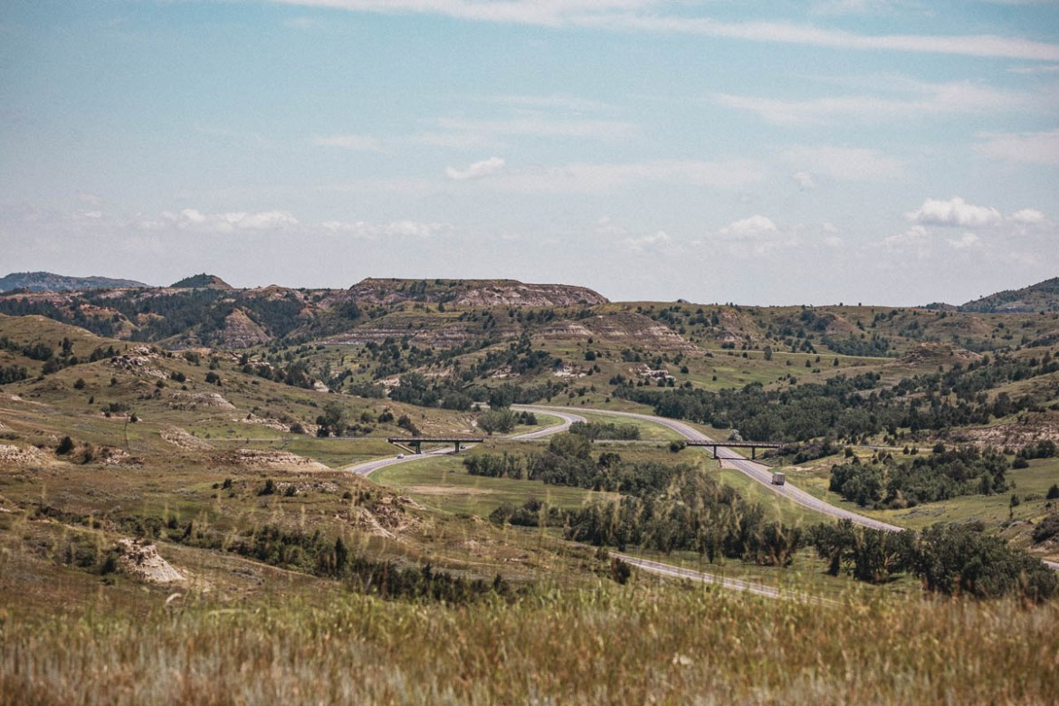 Theodore Roosevelt National Park - Scenic Drive South Unit