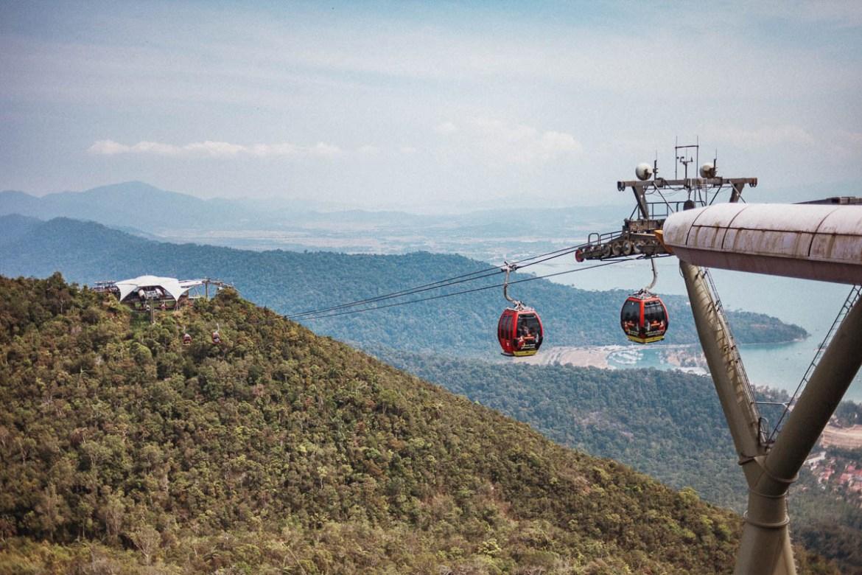 Langkawi Skybridge Cable Car Malaysia