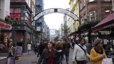 60 sekunder i London