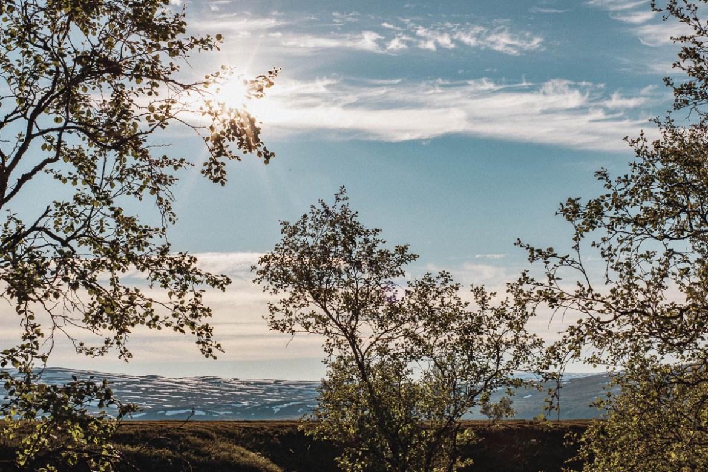 Padjelanta nationalpark.