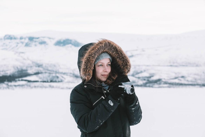 Jennifer Sandström | Stora Sjöfallet