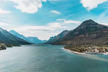 Dagsutflykt till Alberta, Kanada med Cruise America