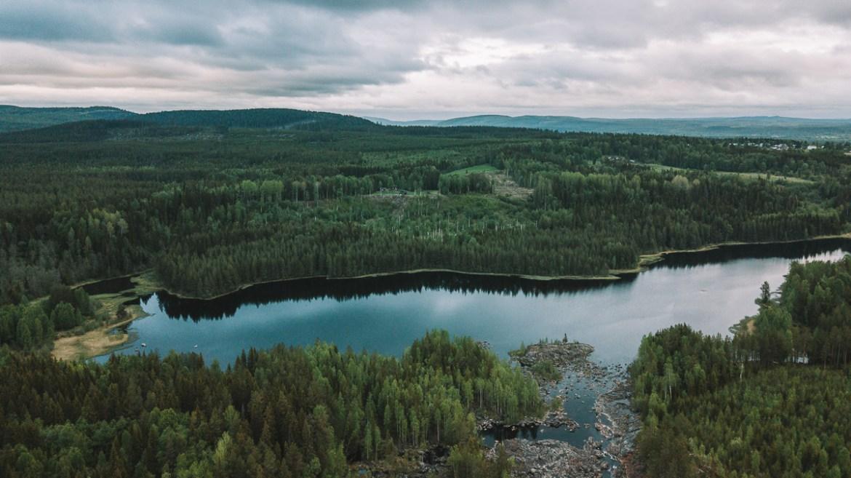 Kilforsen Spegeldammen Näsåker Ångermanland