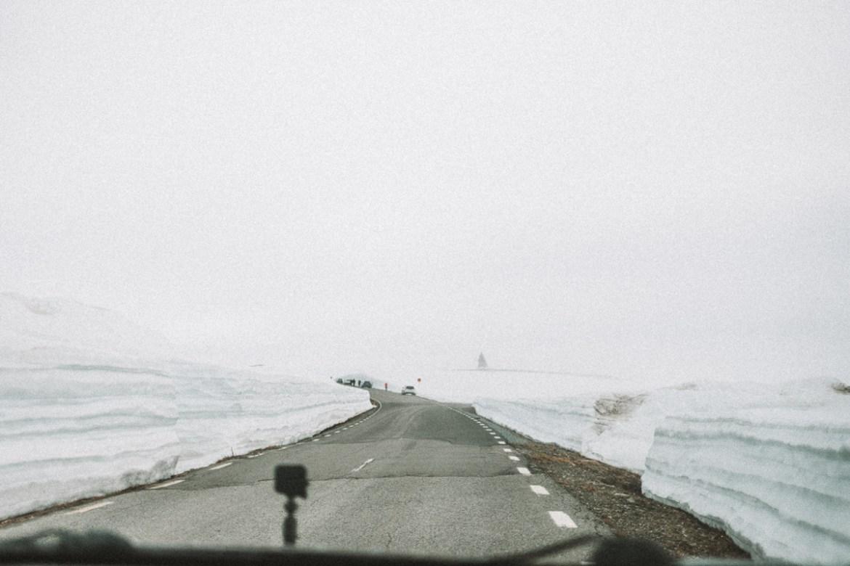 Vildmarksvägen - Stekenjokk - Lappland - Jämtland - Sverige