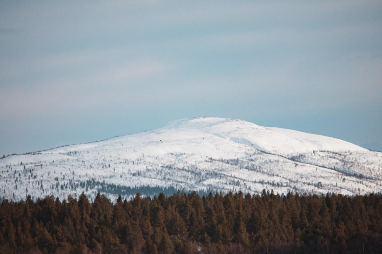 Mertajärvi, Lappland, Norrbotten