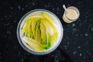 ohdeardrea vegan caesar salad recipe horiz