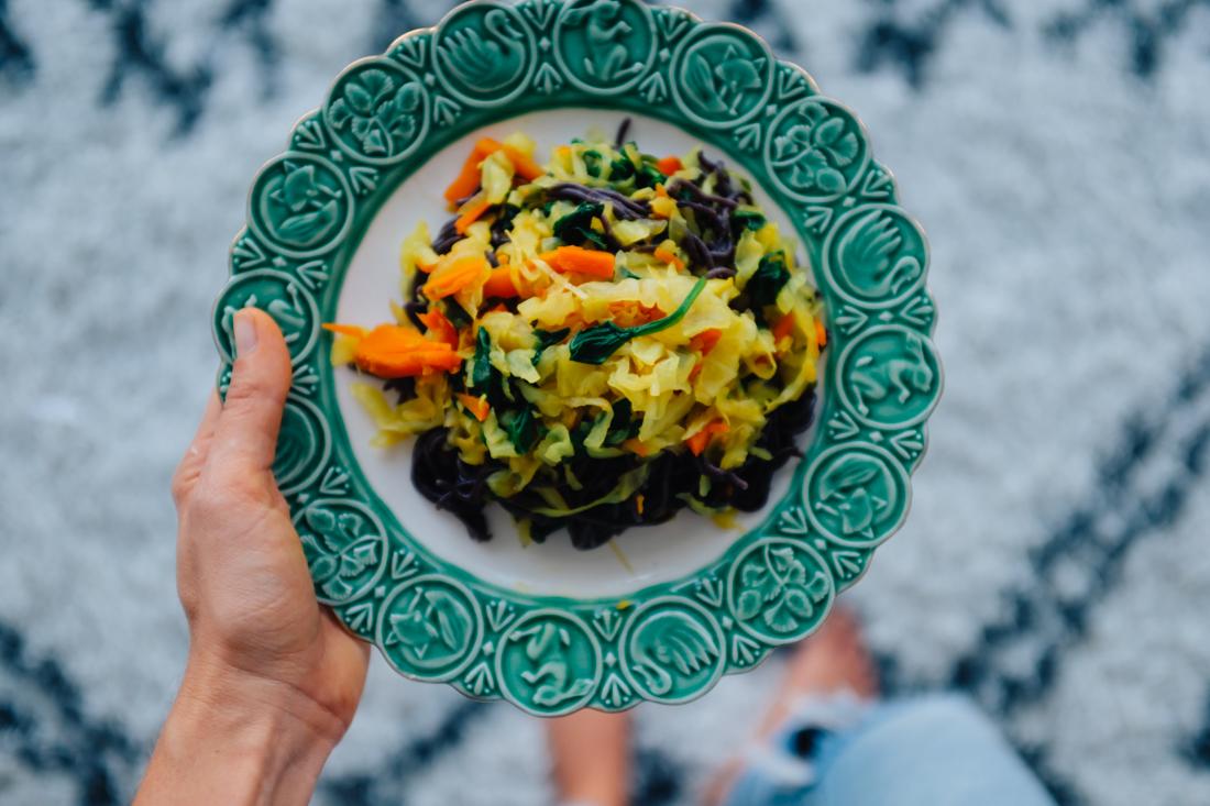 What Marlowe Eats – Meal Ideas For Feeding A Vegan Kid