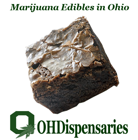 Marijuana edibles in Ohio