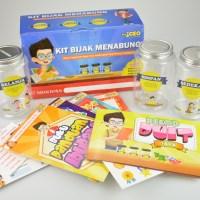 Ajar Anak Menabung Dengan Kit Bijak Menabung