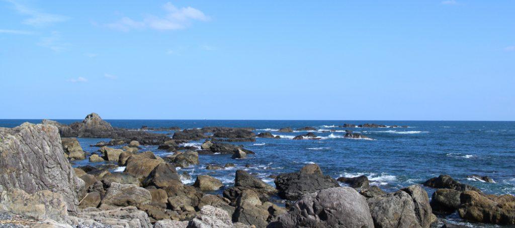 空海が眺めた空と海