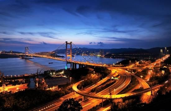 Ponte de Tsing Ma