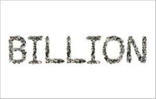 Bilhões - Contas 100 $ Crimpadas