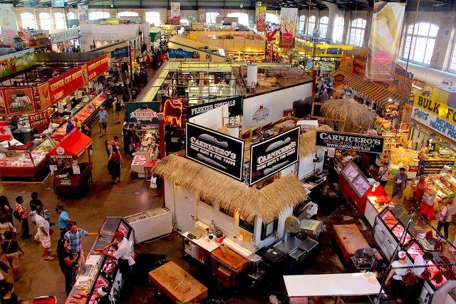 Mercado de São Lourenço, Toronto
