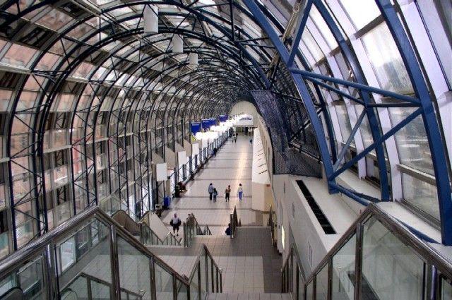 Toronto Skywalk faz parte da PATH