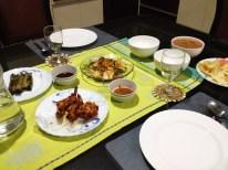 Traditional Indo - Food mit dem guten Gado Gado Salat