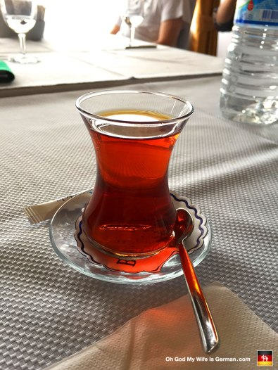 This Turkish tea is omnipresent. You cannot escape it. Ever.