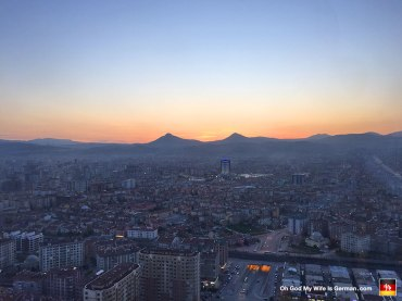Aw maaaaaan... sunset already? Do we really have to say goodbye, Konya?