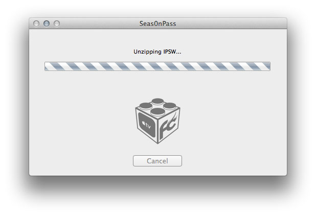 Unzipping IPSW Apple TV Jailbreak
