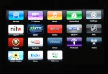 XBMC Apple TV