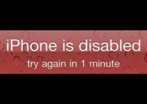 Step by Step Guide to Fix iPhone is Disabled Error