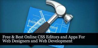 free online css editors