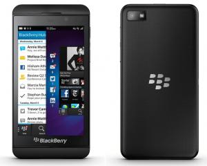 BlackBerry Z10 - How to take screenshots
