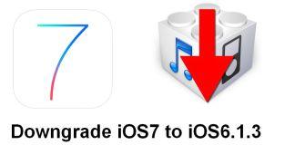 iOS7 Downgrade Tutorial