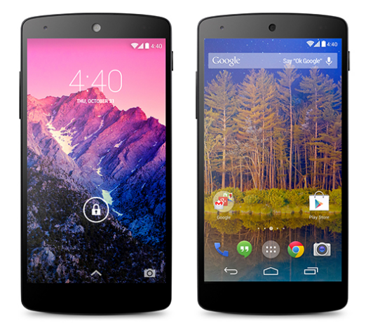 LG Nexus 5 Review and Specs