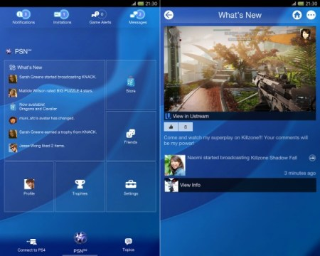 ps4-mobile-app