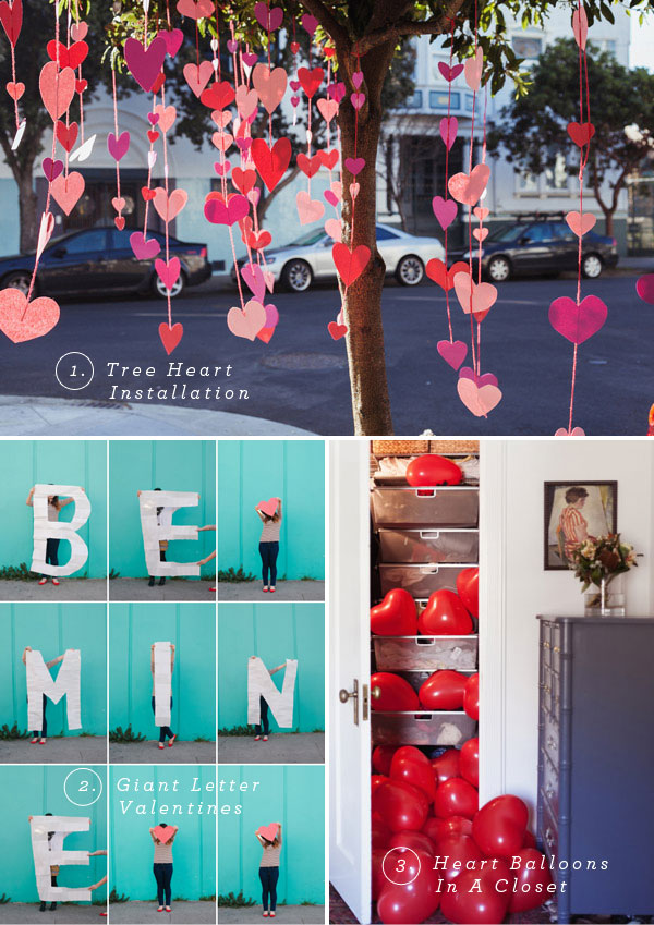 10 Awesome Valentine's Day Ideas   Oh Happy Day!