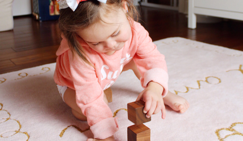 Wooden Toys: Less is definitely more!