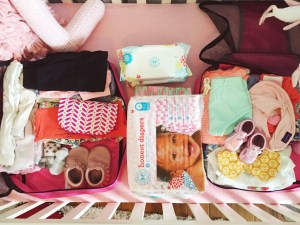 packing for kids