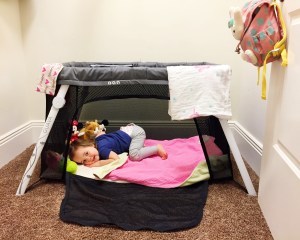 Guava travel bed