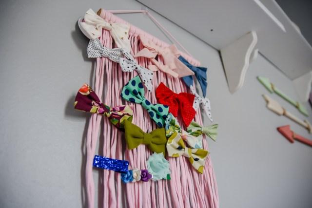 Hanging Bow Bar