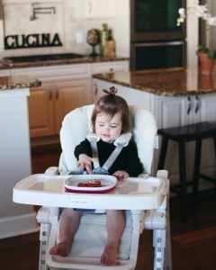 swoon worthy kids seating, highchair, modern highchair, kids table, modern kids table, sleek kids table, small kids table